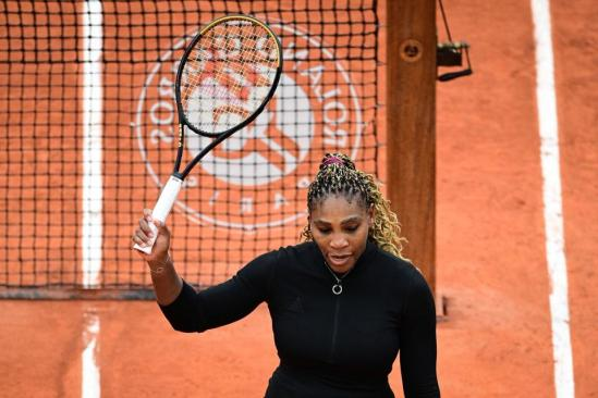 Serena withdraws from French Open with Achilles injury