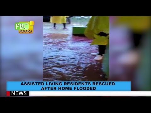 Assisted Living Residents Rescued After Home Flooded