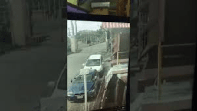 Video: Man Caught Stealing Car in the Vicinity of City Center in Montego Bay