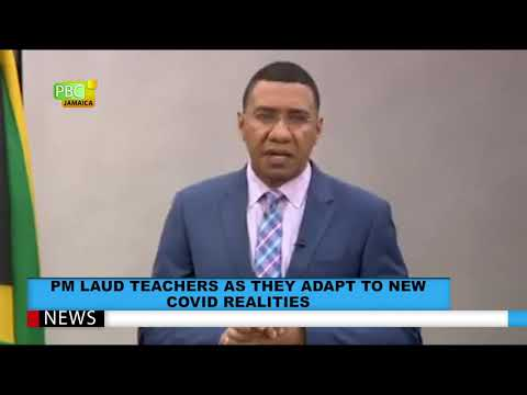PM laud teachers as they adapt to new Covid realities