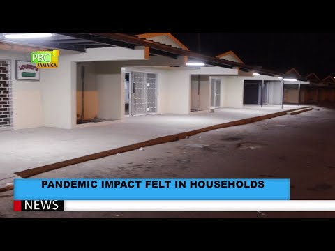 Pandemic Impact Felt In Households