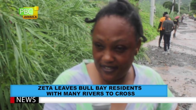 Zeta Leaves Bully Bay Residents With Many Rivers To Cross