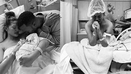 Celebs send support to Chrissy Teigen & John Legend after Pregnancy Loss