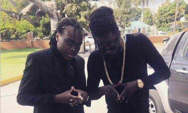 Beenie Man's son 'Moses Davis Jr.' currently Hospitalized