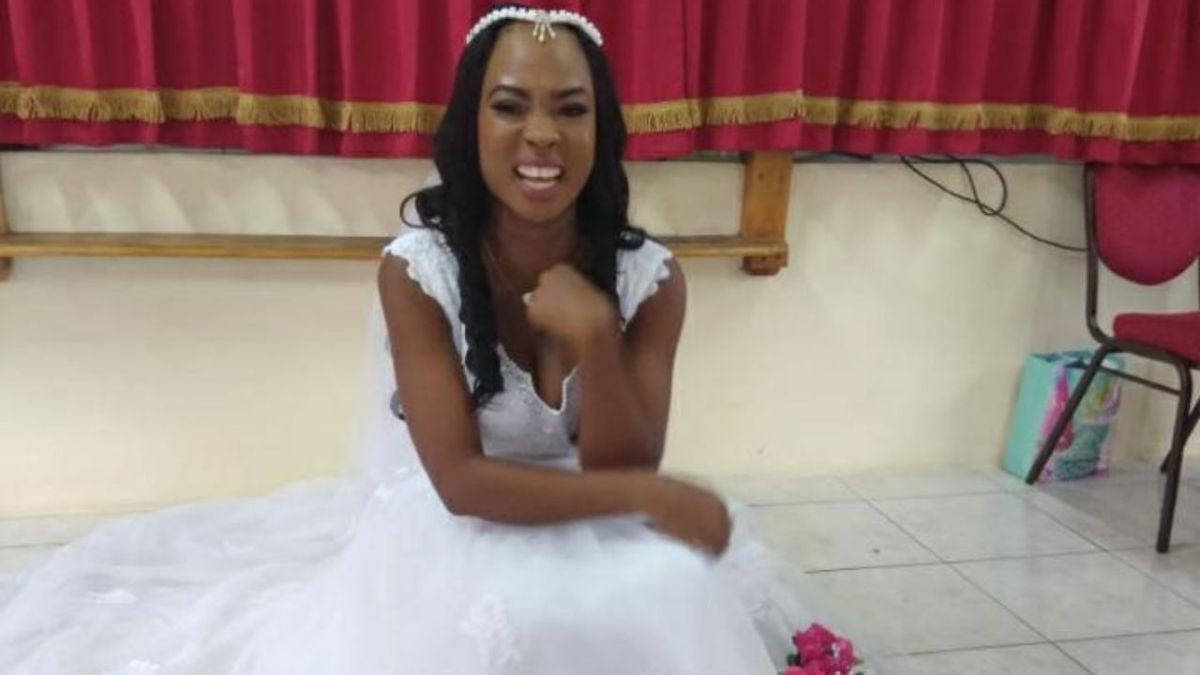 Dancer Nah Bade married  - Mckoy's News