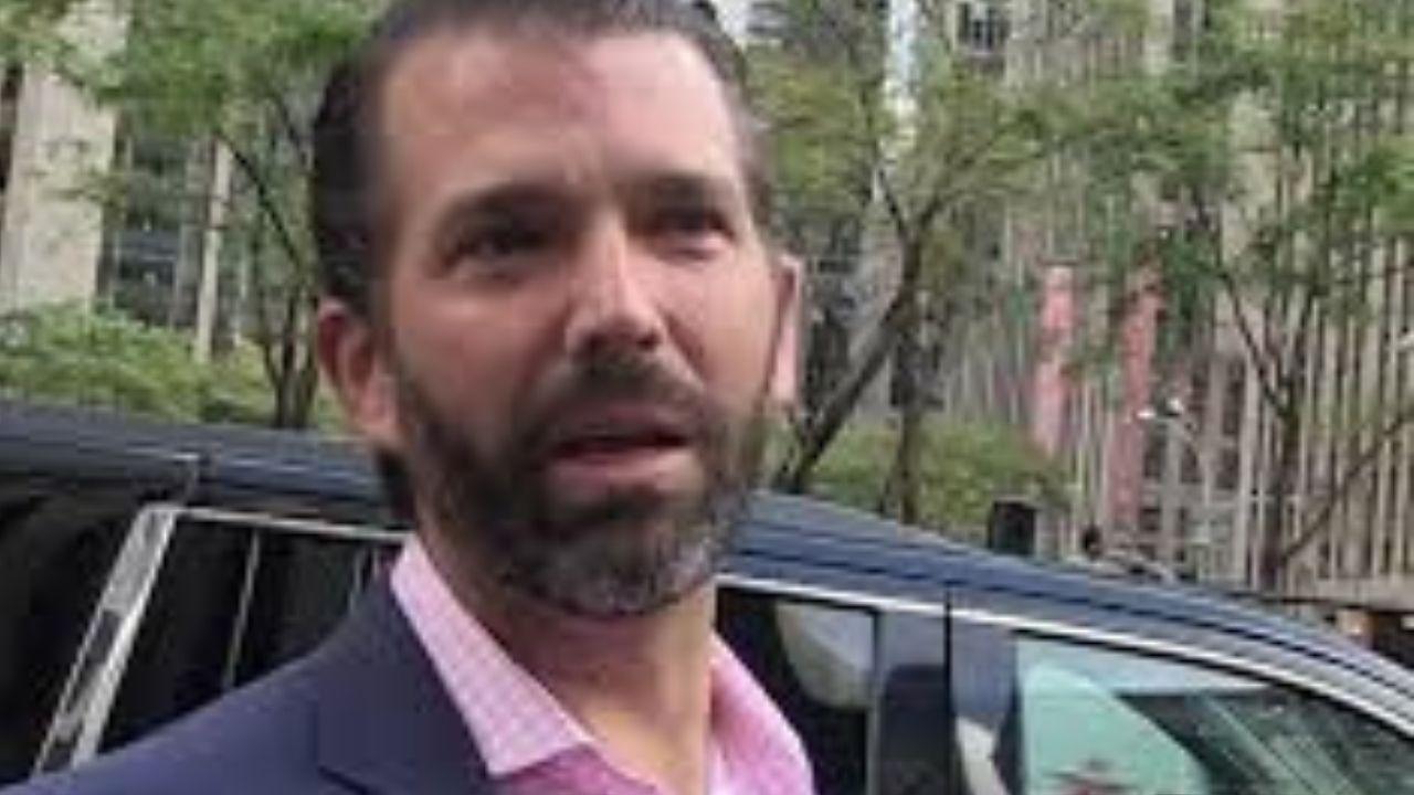 Trump's son has COVID-19