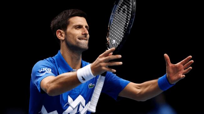 Novak Djokovic beats Alexander Zverev to make semi-finals at ATP Finals
