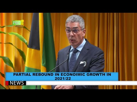Partial Rebound In Economic Growth in 2021/22