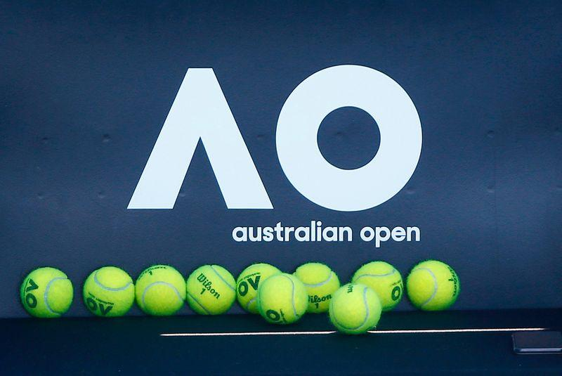 Australian Open organisers await govt nod to allow players to train in quarantine