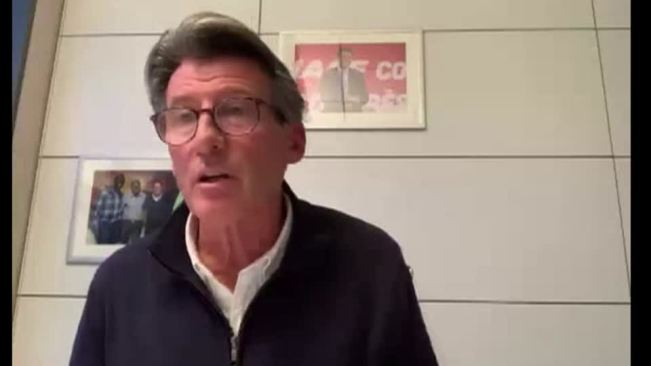 Coe says athletes must take their place in the vaccine queue