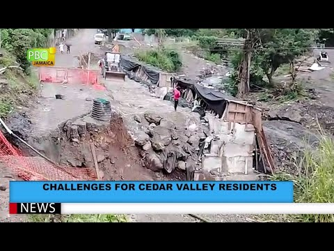 Challenges For Cedar Valley Residents