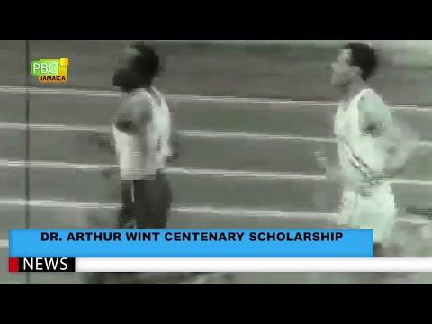 Dr Arthur Wint Centenary Scholarship