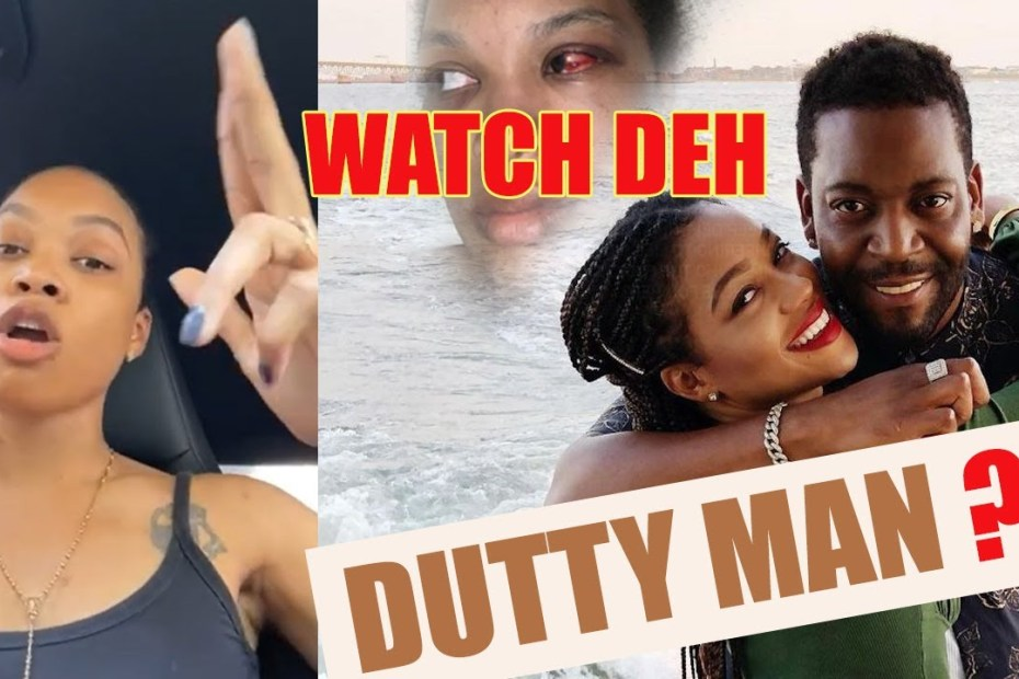 He Released His Ex Dirty Video, But Wife is Not A Weak Fence, Majah Hype is A Dutty Man??