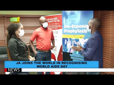 JA Joins The World In Recognising World AIDS Day