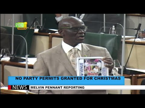 No Party Permits Granted For Christmas