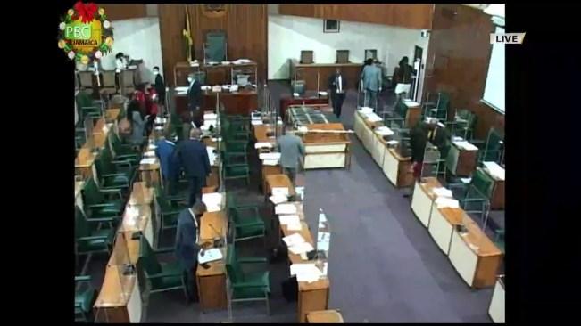 LIVE NOW :The Honourable Senate – December 18, 2020