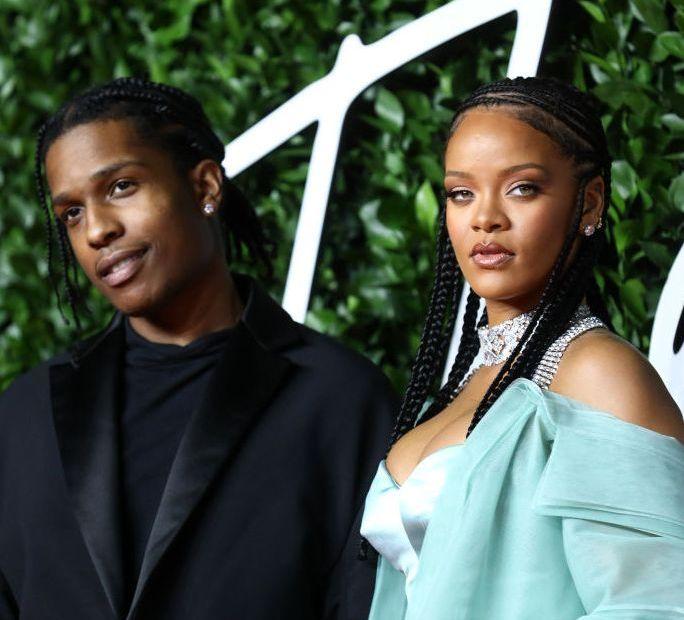 Ruhanna & A$AP Rocky are officially a couple!