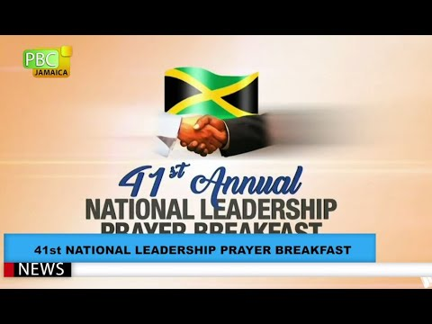 41st National Leadership Prayer Breakfast