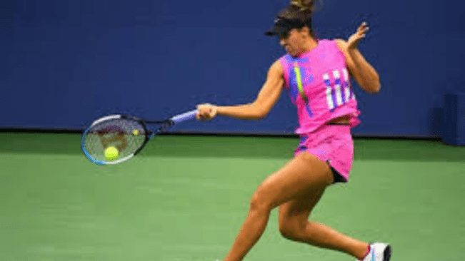 American Madison Keys Tests Positive for COVID-19