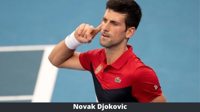 Serbia's Novak Djokovic & Spain's Rafael Nadal lead field in ATP Cup 2021