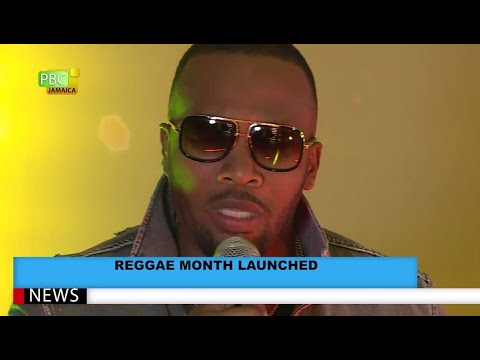 Reggae Month Launched