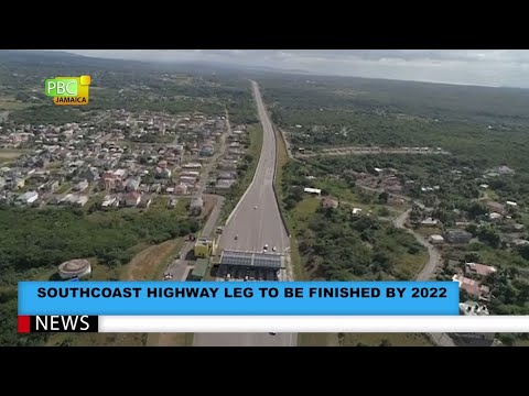 Southcoast Highway Leg To Be Finished By 2022