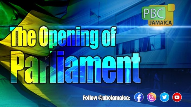Opening of Parliament – February 18, 2021