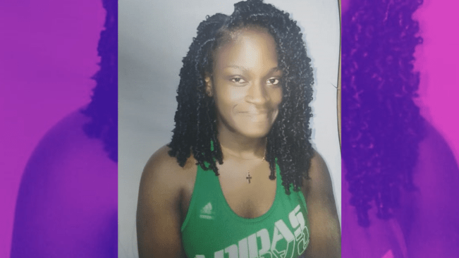 Richanna Heslop Missing, from St Andrew