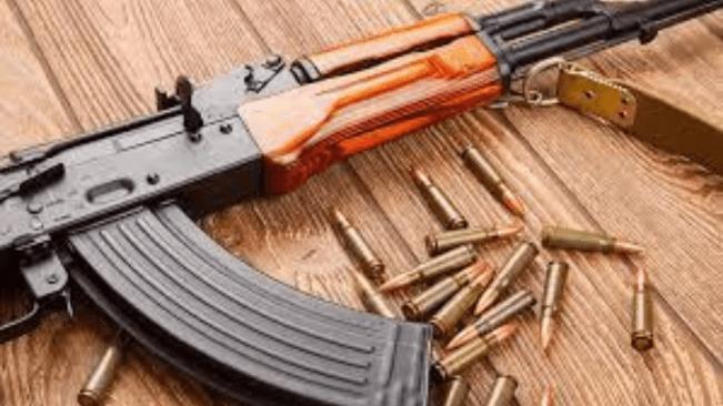 AK-47 Assault Rifle Found in Chicken Coop, in Kingston