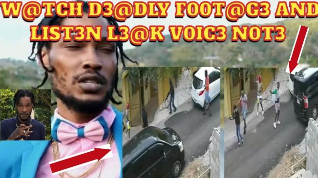 "Deadly Mobay Reprisal Killing for ""FADA GAD"" Caught Live"