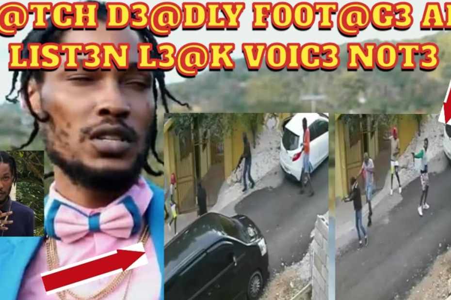 "Deadly Mobay Reprisal Killing for ""FADA GAD"" Caught Live"