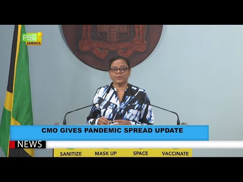 CMO Gives Pandemic Spread Update