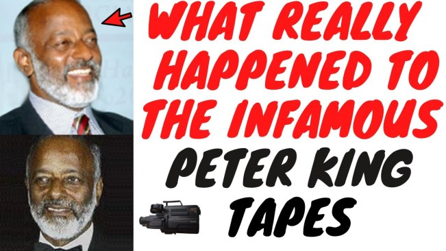 The Peter King Tapes Have The Power To Shake Up Jamaican Society If Dem Ever Leak