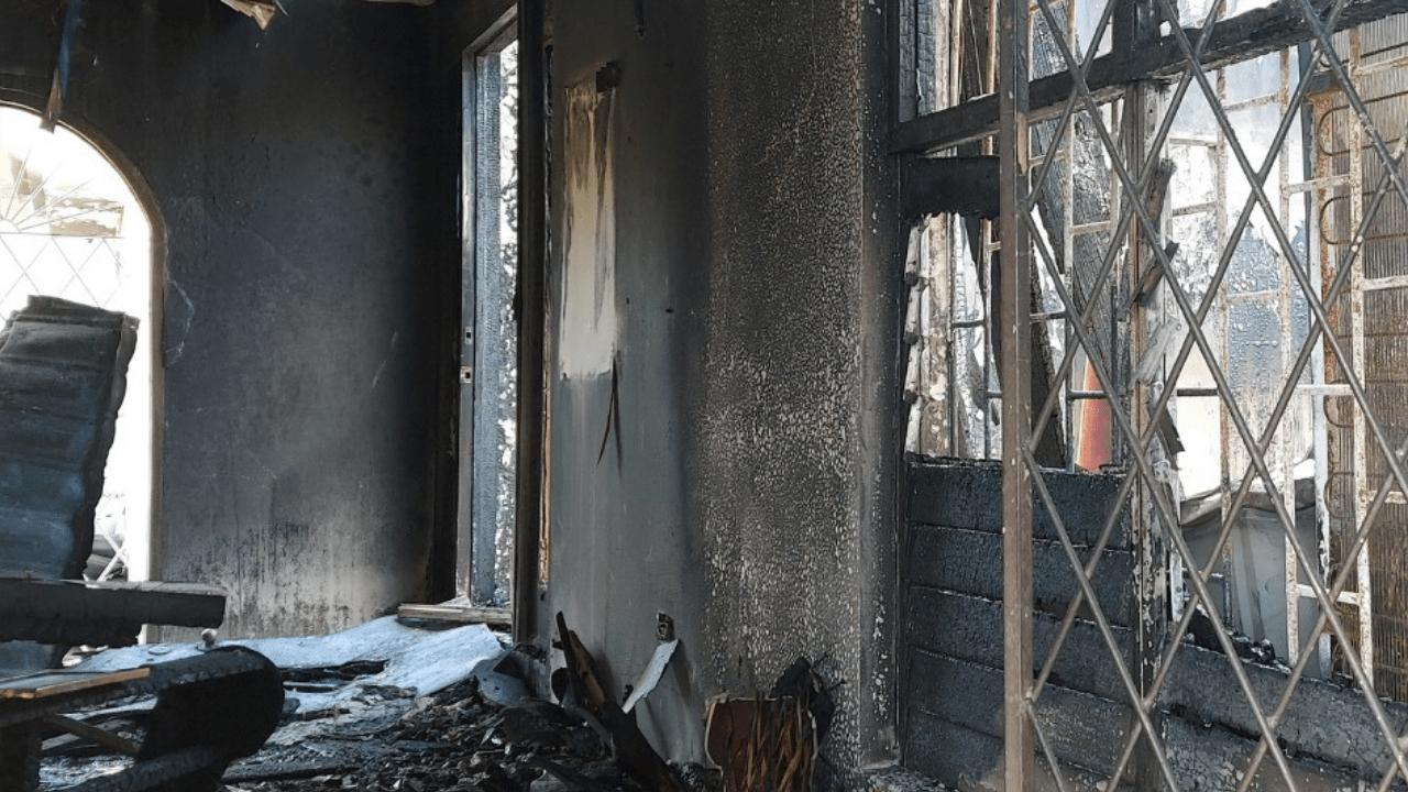 Elderly Woman Perish in Fire in Mandeville, Manchester