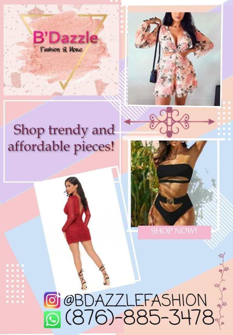 B'Dazzle Fashion