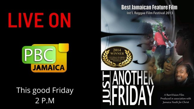 LIVE NOW: Just Another Friday || Easter Movie Special