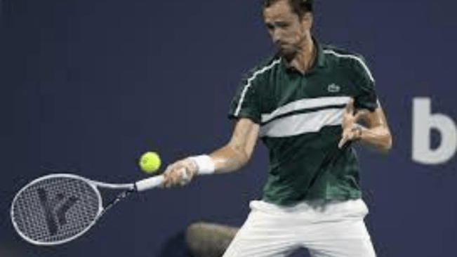 Medvedev out of Monte Carlo after tests positive for Covid-19