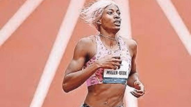 Miller-Uibo clocks world-leading time 49.08 in 400m in Eugene