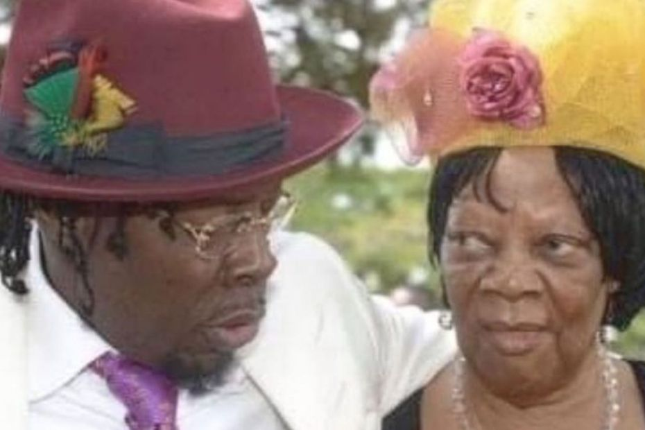 Shabba Ranks Lays Mama Christie To Rest