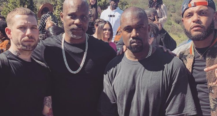 Swizz Beatz reportedly asked Kanye West to attend DMX's Memorial Service on Saturday