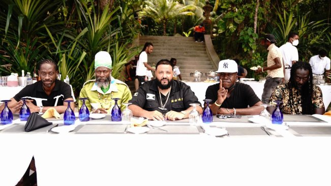 DJ Khaled says new album 98% complete