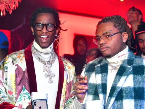 Young Thug and Gunna posted bail for 30 Inmates