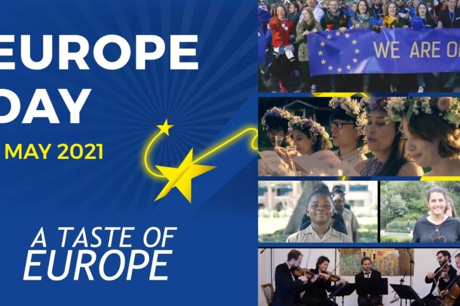 LIVE NOW:Europe Day | Virtual Cultural Extravaganza in Celebration of 46 Years of Partnership with Jamaica
