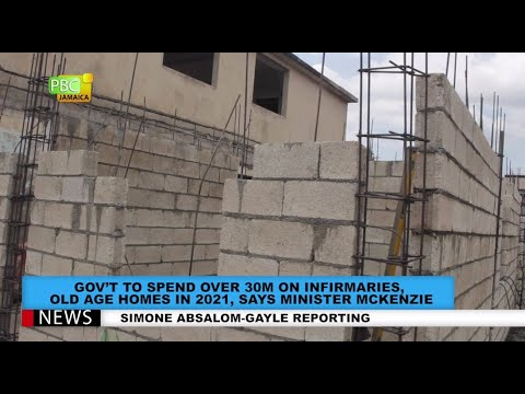 Gov't To Spend Over 30M On Infirmaries, Old Age Homes In 2021, Says Minister McKenzie