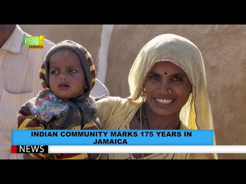 Indian Community Marks 175 Years In Jamaica