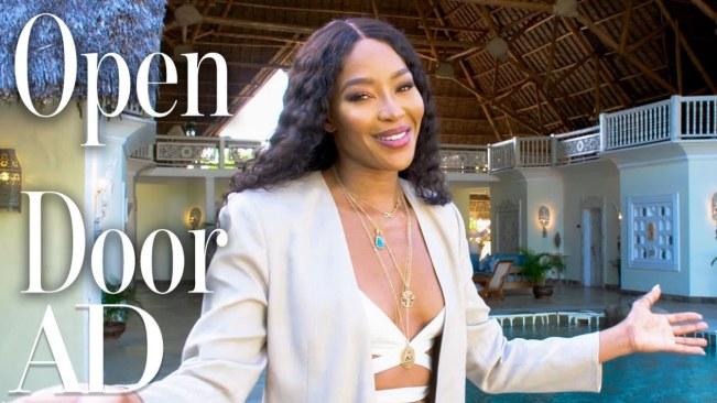 Inside Naomi Campbell's Luxury Villa In Kenya