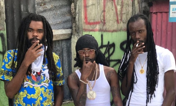 "Popcaan, Zamunda and Dre Island team up for ""Jah Love"" Collab"