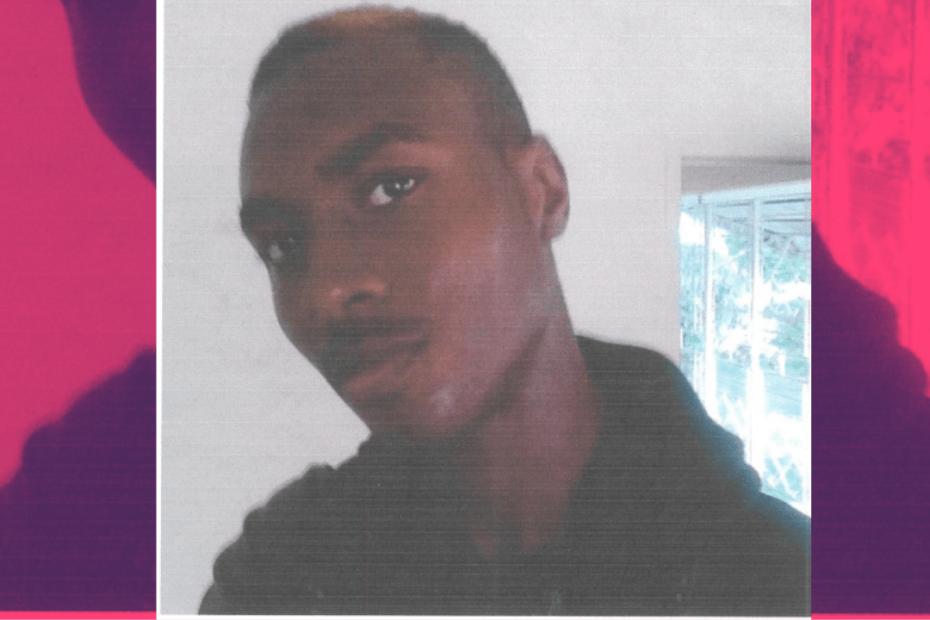 Ajani Taffe Missing, from Kingston