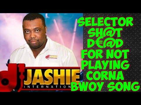 Selector shot dead