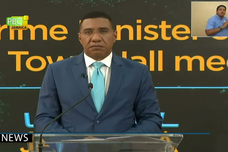 Aspects Of Jamaica's Diaspora Economic Potential Untapped Says PM